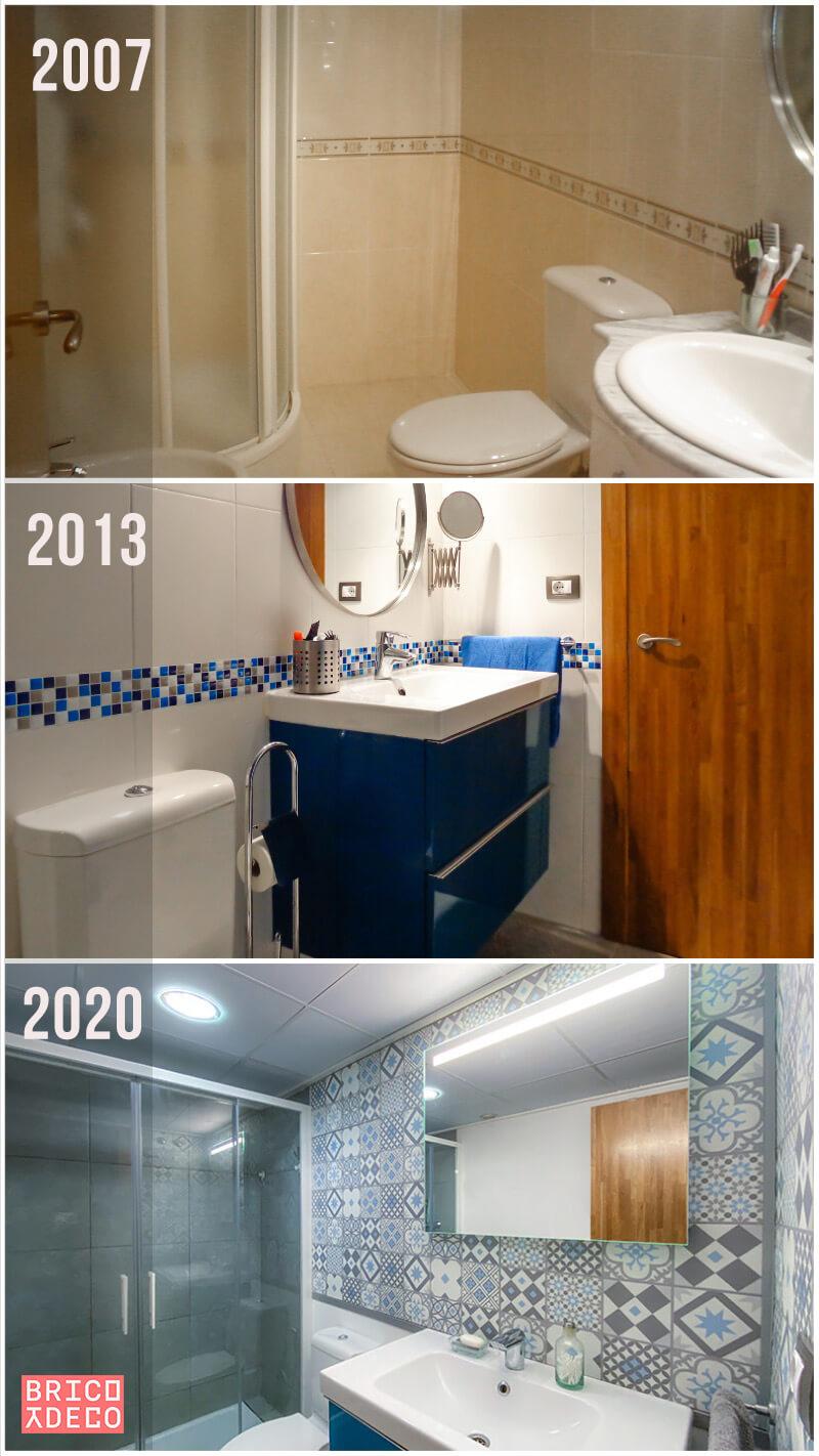 reformas en el baño